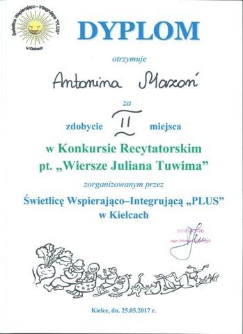 Szkoła Podstawowa Nr 8 W Kielcach Międzyszkolny Konkurs