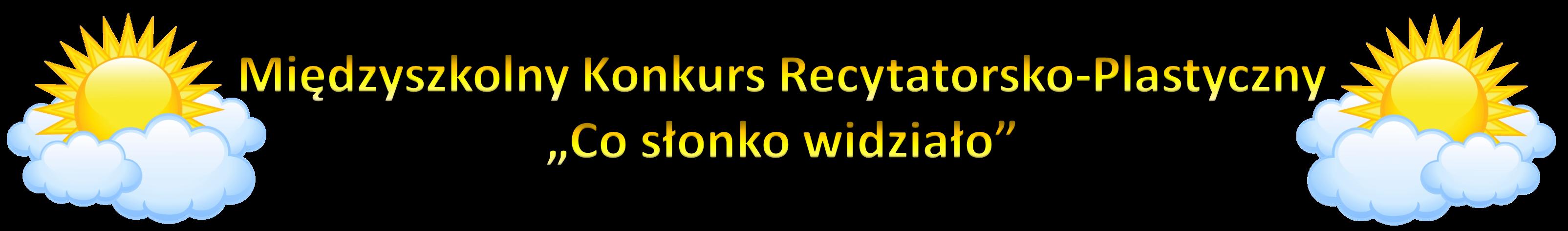 Szkoła Podstawowa Nr 8 W Kielcach Xx Międzyszkolny Konkurs